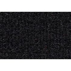 2014-2015 Chevy Silverado 1500 Double Cab 801 Black Complete Carpet
