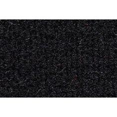 2010-2014 GMC Terrain 801 Black Complete Carpet