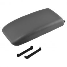 95-00 Toyota Tacoma; 96-98 4Runner Blue/Gray Center Console Lid Repair Kit