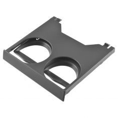 93-98 Toyota T100 In Dash Mounted Dual Pullout Cup Holder Assy (Toyota)