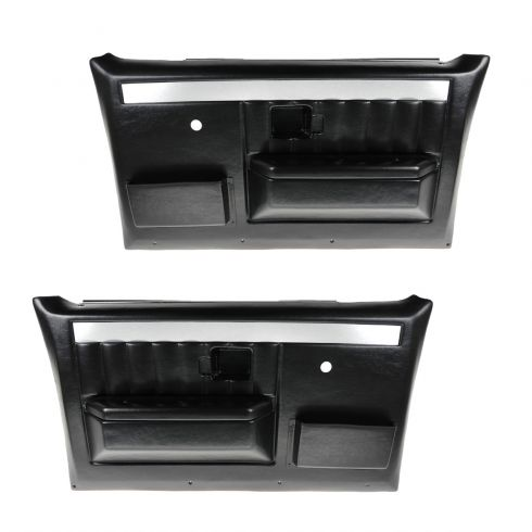 1977-90 GM Truck and SUV Door Panels w/mp pkt