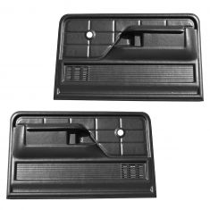 1973-79 Ford PU and Bronco Door Panels Pair
