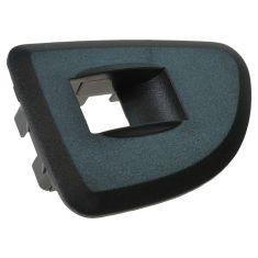 09-13 Silverado, Sierra 1500, 2500HD, 3500HD w/Ext Cab Rear Door Ebony Window Switch Bezel LR (GM)