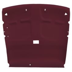 93-97 Ford Ranger Extended Cab Foamback Cloth Ruby ABS Headliner