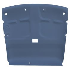 93-97 Ford Ranger Extended Cab Foamback Cloth Lapis Blue ABS Headliner