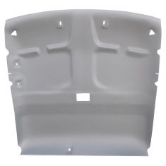 93-97 Ford Ranger Extended Cab Uncovered ABS Headliner Shell