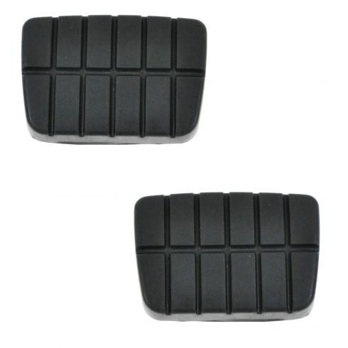 74-97 Datsun/ Nissan Multifit w/MT Clutch & Brake Pedal Pad Set