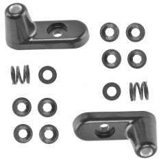 03-06 Jeep Wrangler Sunvisor Swivel Repair Kit Pair