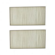 03-09 Kia Sorento Cabin Air Filter set of 2 Pair