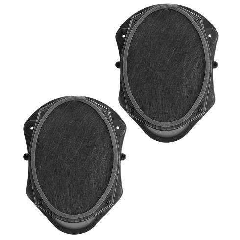 06-10 Charger, Chry 300; 09-14 Challenger (w/4 Spkr, Std Sys) (6X9) Frt Dr Door Speaker Pair (MP)