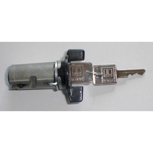 78-96 Black Trans Am Monte Carlo Cutlass Blazer Camaro Lock Ign Lck Cyl w/ky AM