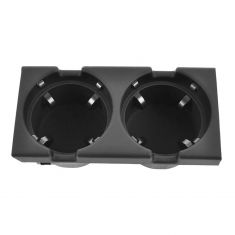 99-06 BMW 3 Series Center Console Mounted Dual Cup Holder