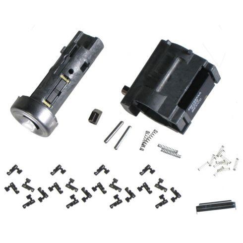 1997-05 GM Multifit Ignition Lock Cylinder w/Keys (AC DELCO)