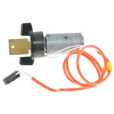 86-02 Buick Cadillac Chevy Olds Pontiac Mid Size Ignition Lock Cylinder w/Key (AC DELCO)
