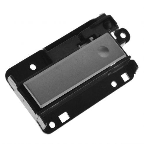 07-13 Silverado, Sierra New Body Upper Glove Box Silver Latch/Handle (GM)