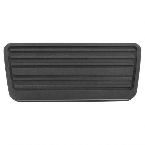03-13 Express, Savana; 02-13 FS SUV; 01-13 Silvrdo, Sierra (w/o Pwr Adj) Mld Rub Brke Pedal Pad (GM)