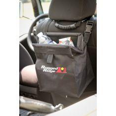 Removable Seat Back Trash Bin