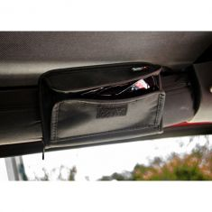Sunglass Holder, Storage Pouch, 55-14 Jeep CJ and Wrangler