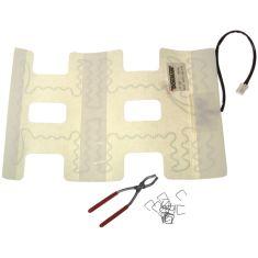 05-09 Ford Mercury Multifit Seat Bottom Heater Install Kit LF = RF, Rear