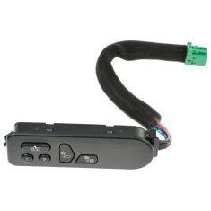 03-07 Chevy Silverado, GMC Sierra Power Seat Switch w/Memory w/o Adj Pedals LH