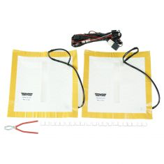 Single Bucket Seat (Upper & Lower Cushion) Deluxe Heater Kit w/Lighted HI-LO Switch LH = RH (Dorman)