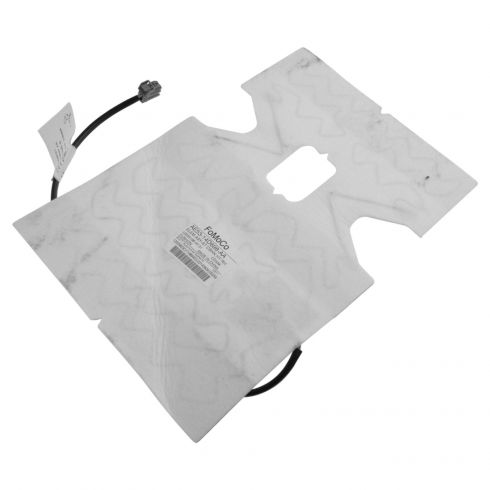 10-13 Fusion, Milan, Zephyr, MKZ Front Seat Bottom Cushion Mounted Heating Element LF = RF (Ford)