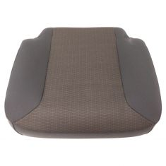 01-17 International (w/National Built Seats) Charcoal Cloth/Vinyl Lwr Seat Cush Assy LH = RH (DM)