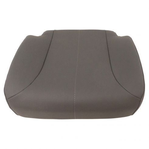 01-16 International (w/National Built Seats) Charcoal Vinyl Lower Seat Cushion Assy LH = RH (DM)
