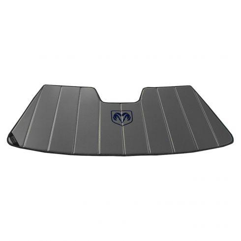 03-12 Dodge Ram 1500, 2500, 3500 Interior Windshield Sun Reflector Shade Visor (Mopar)