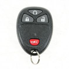 4 Button Keyless Entry Remote