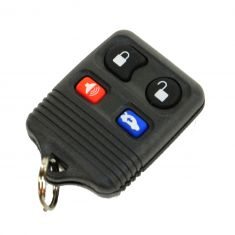 98-13 Ford, Lincoln, Mercury Multifit 4 Button Keyless Entry Remote Transmitter