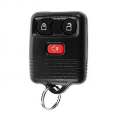 98-13 Ford, Lincoln, Mercury Multifit (3 Button) Keyless Entry Remote Transmitter