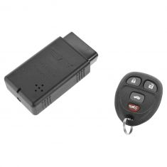 04-12 GM Multifit (w/o Remote Start) 4 Button Comp Keyless Entry Remote w/ Programmer (Dorman)