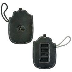 13-15 Lexus ES350 SmartAccess Leather Key FOB Glove PAIR (Lexus)