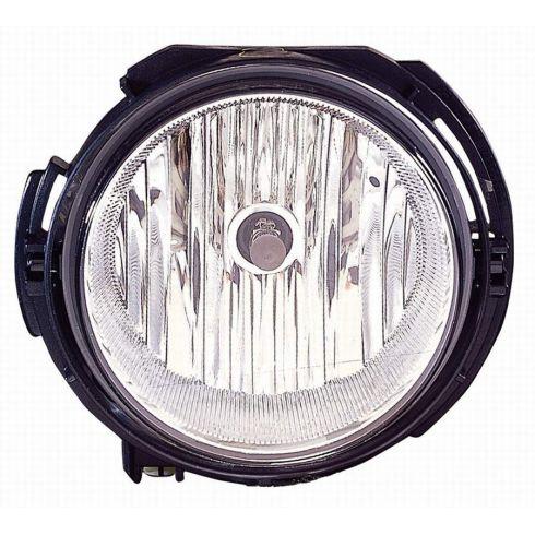 2006-09 Chevy HHR Base Model Fog Light (2nd Design) LH