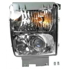 05-11 Cadillac STS Parking Turn Signal Fog Driving Light Combo LF