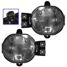 2002-06 Dodge Pickup New Body Fog Light Pair