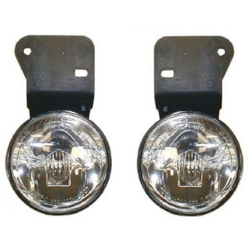 1999-02 Pontiac Grand Am Fog Driving Lamp Pair