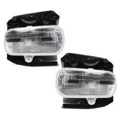 99-04 Ford F-Series Pickup OE Style Fog Light Pair