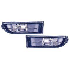 95-01 BMW 740i 750i Fog Driving Light Pair