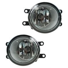 06-07 Toyota Camry Rav4 Solara Yaris Scion XA Fog Light Pair