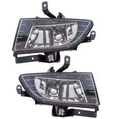 06-10 Hyundai Sonata Fog Light Pair