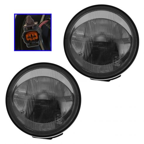 Mazda Protege Protege5 2 Piece Fog Light Set Diy Solutions