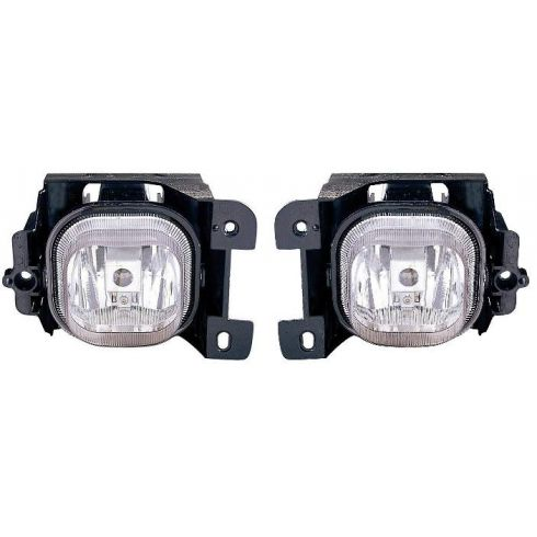 2004 05 Ford Ranger W O Stx Fog Light Pair