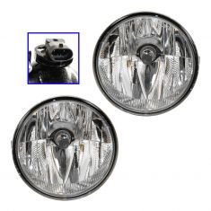 11-12 Ford F150 Fog Driving Light PAIR