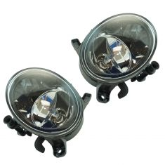 08-12 Audi A4 Sedan; 09-11 A6; 13-16 ALLROAD; 09-16 Q5; 10-12 S4; 14-16 SQ5 Fog Driving Light Pair