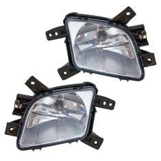 10 Kia Sportage w/2.4L; 11-13 Sportage Fog Driving Light PAIR