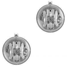 10-14 Chrylser, Dodge, Jeep Multifit Fog Driving Light PAIR (Mopar)