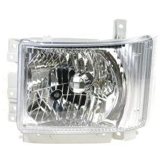 08-11 Isuzu N-PR/N-PR HD/N-QR;GMC W SERS Headlight ASY LH