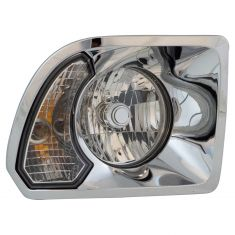02-18 Freightliner 108SD Headlight Assembly LH